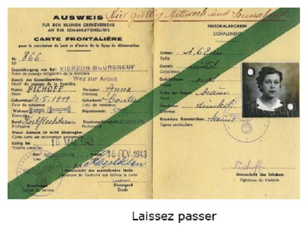 Dans les archives de la seconde guerre mondiale à Vierzon