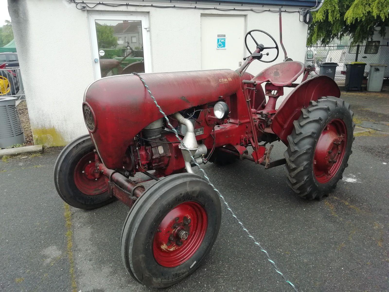 Ne ratez pas les tracteurs de Vierzon !
