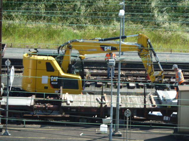 De mégas travaux en gare de Vierzon
