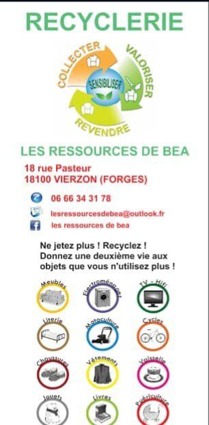 Une recyclerie ouvre ses portes 18 rue Pasteur à Vierzon