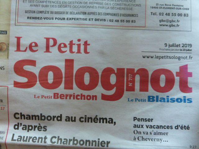 Cher JF, du Petit Solognot, merci !