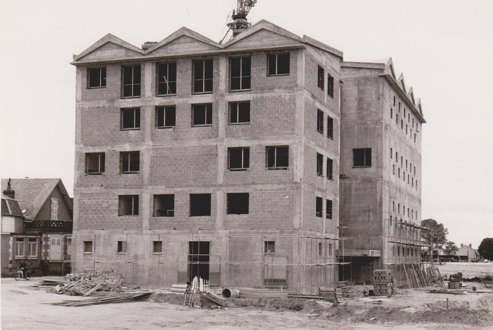 50 ans après, l'ex-centrale téléphonique est toujours à vendre 350.000 euros