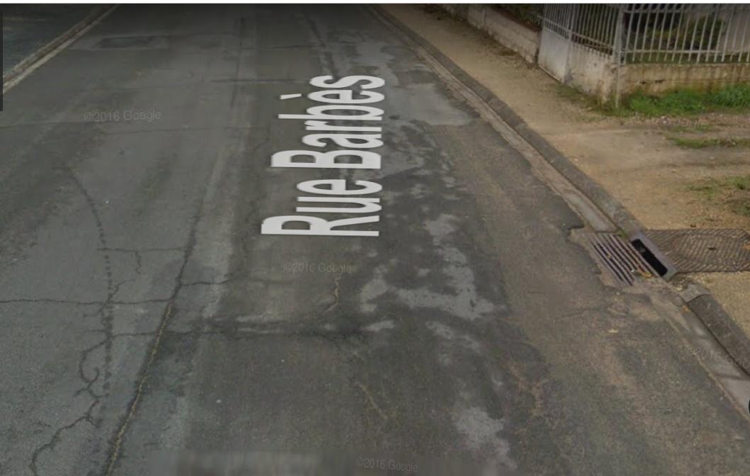 Rue Barbès : bientôt des écluses pour ralentir la vitesse