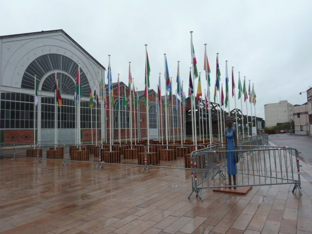 Visite flash de l'Érection coloniale sur l'esplanade à 11 heures ce samedi