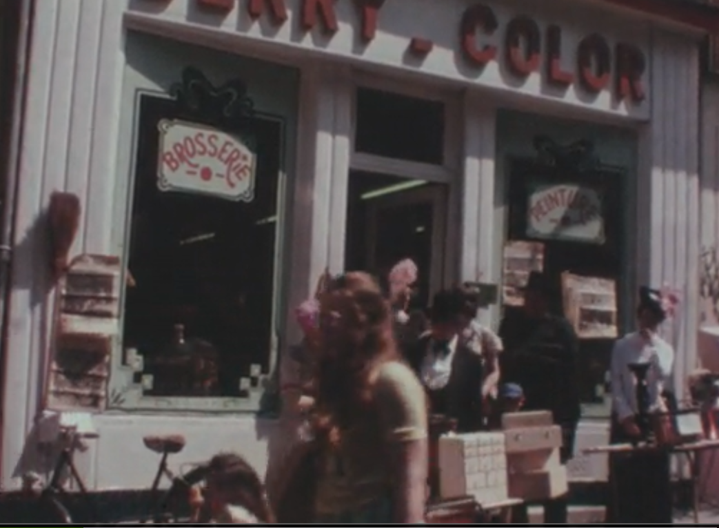 En 1978, la Confrérie du Vieux Vierzon en pleine fête de la Belle époque