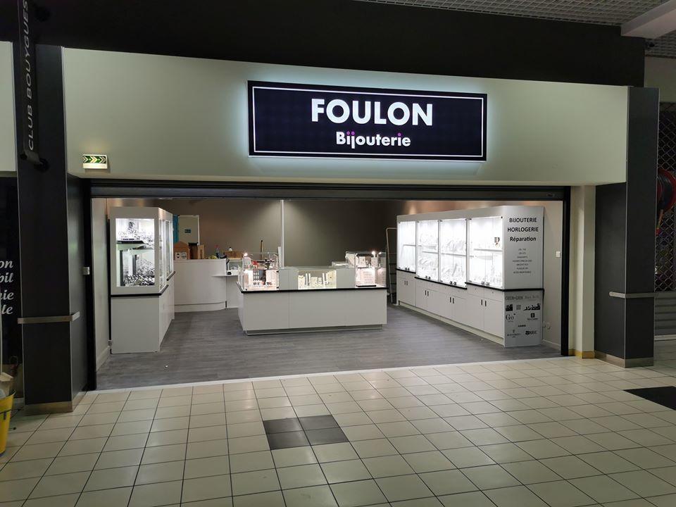 La bijouterie Foulon ouvre ce matin dans la galerie marchande d'Hyper U