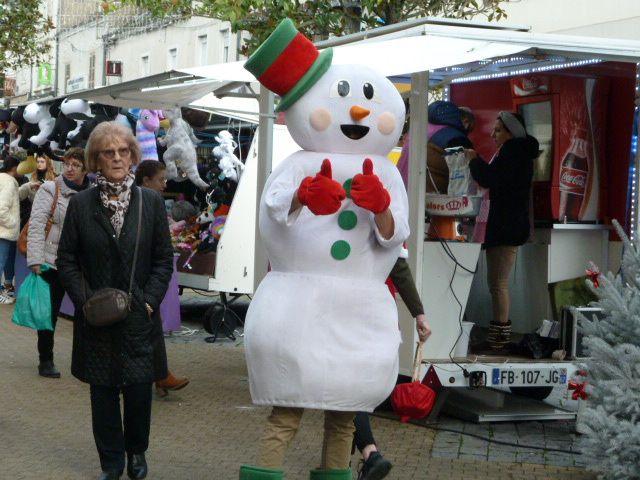 Au marché de Noël de Vierzon