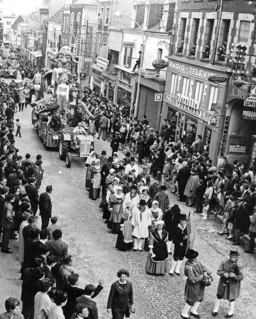 C'était au temps où il y avait du monde dans les rues de Vierzon