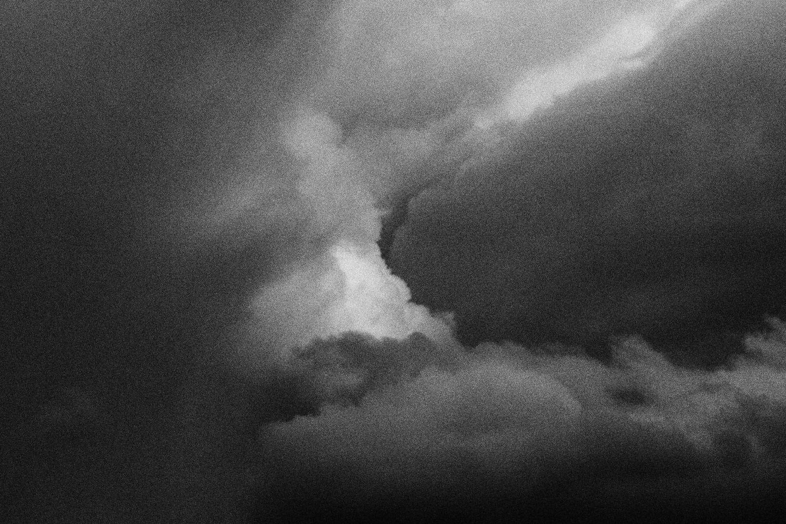 Un ciel d'orage sur Vierzon....