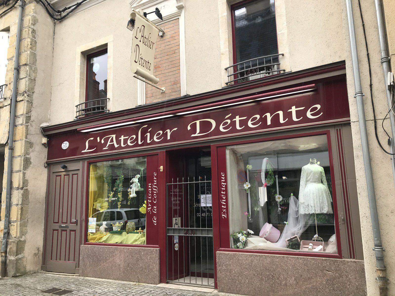 Béatrice Zito et Séverine Da Rocha de l'Atelier détente : il faudra être patiente pour retrouver un équilibre