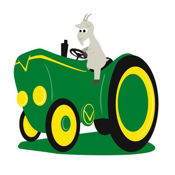 Ce tracteur de Vierzon dont Mumu Biquette en a fait tout un fromage !