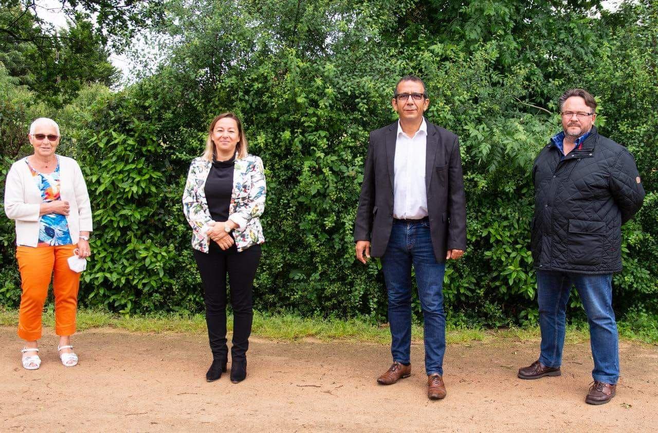 RachedAit-Slimane, élu maire de Méry-sur-Cher