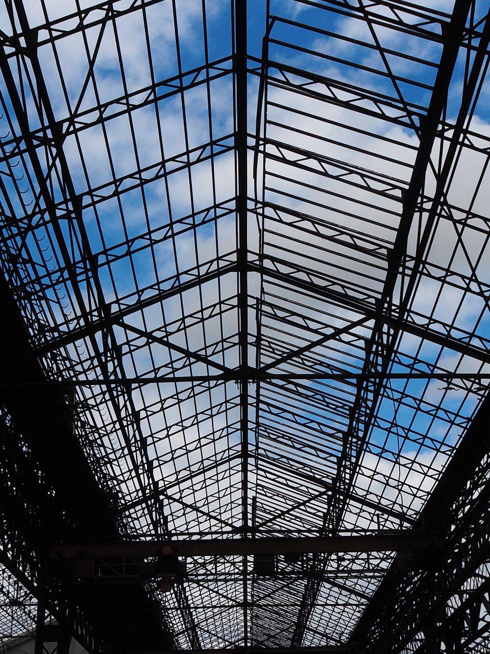 L'extraordinaire architecture du B3 de la Société-Française (en travaux)