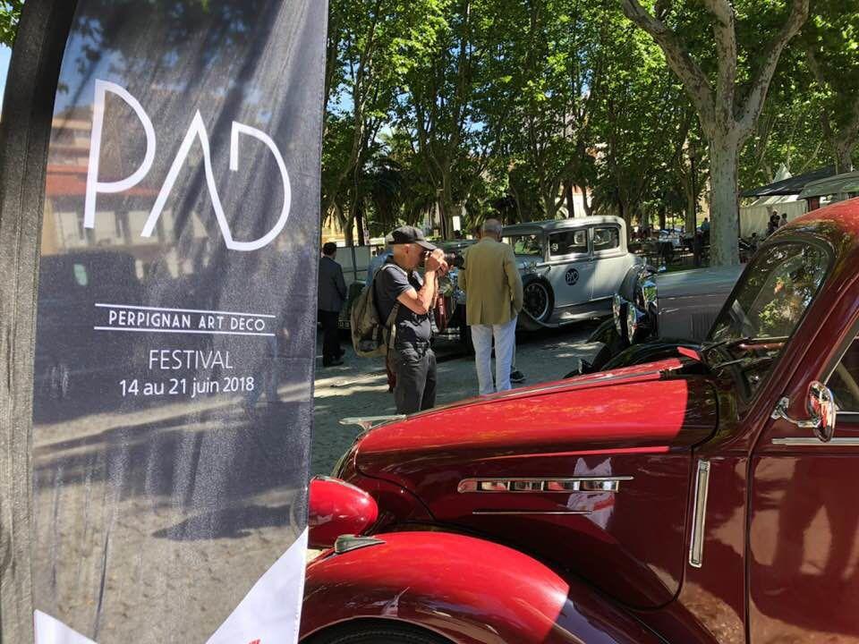 Rassemblement Voitures Maillol samedi 16 juin 2018