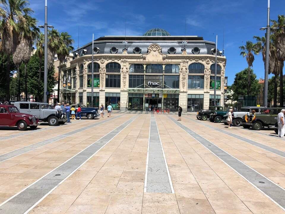 Rassemblement Place Catalogne samedi 16 juin 2018