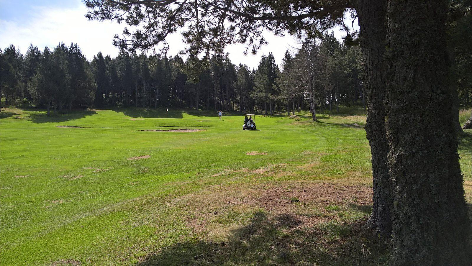 Club de Golf de Font-Romeu pour les Journées Art Déco de Font-Romeu