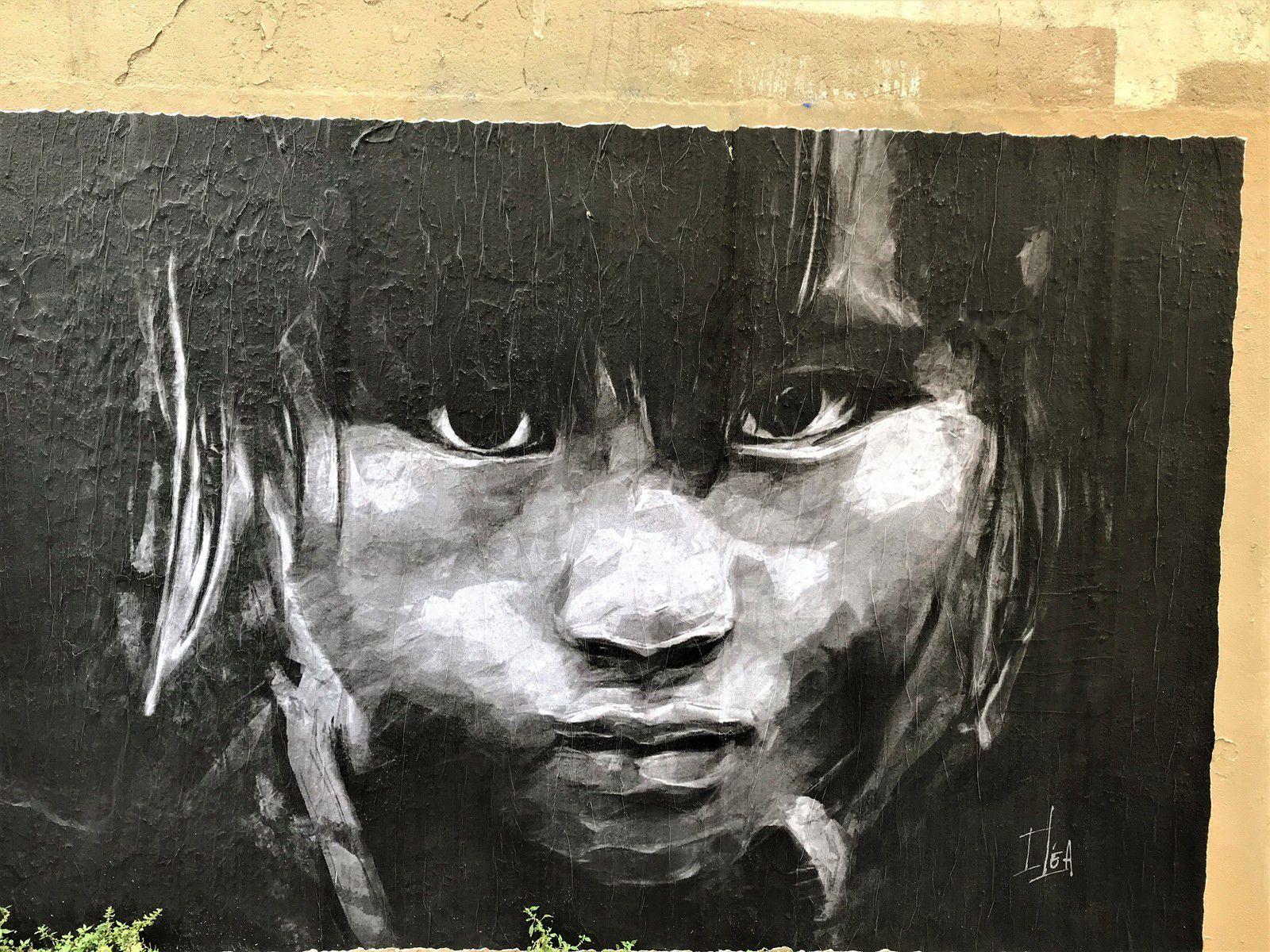 Street art @ Montmartre