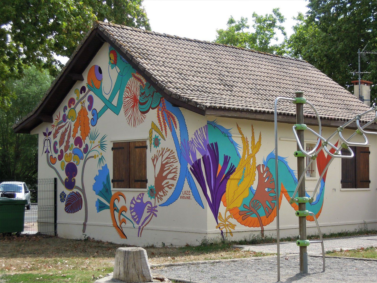Street art @ Le gers