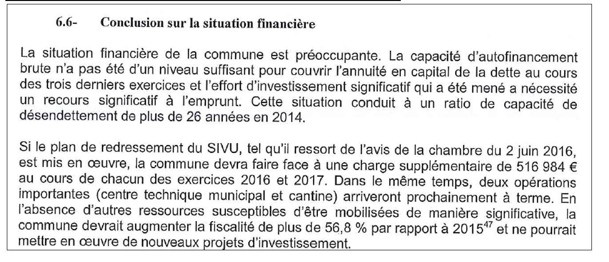 """Une """"Proposition d'union pour un nouveau départ pour Saint Pierre de Chartreuse"""" de la part de nos élus à l'ensemble du Conseil Municipal"""
