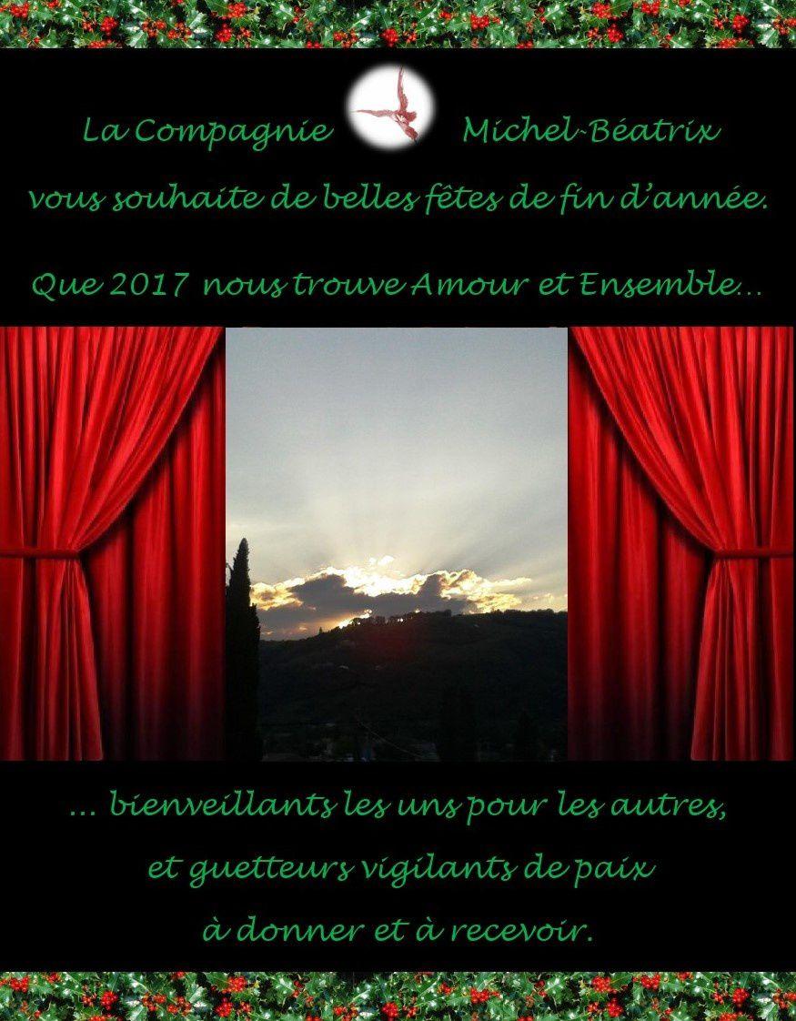 SAISON  2016 - 2017 : la vingt et unième