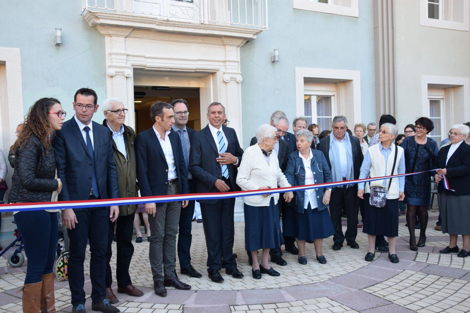 """[EHPAD] Inauguration réussie de """"La Miséricorde"""" à Saint-Affrique"""