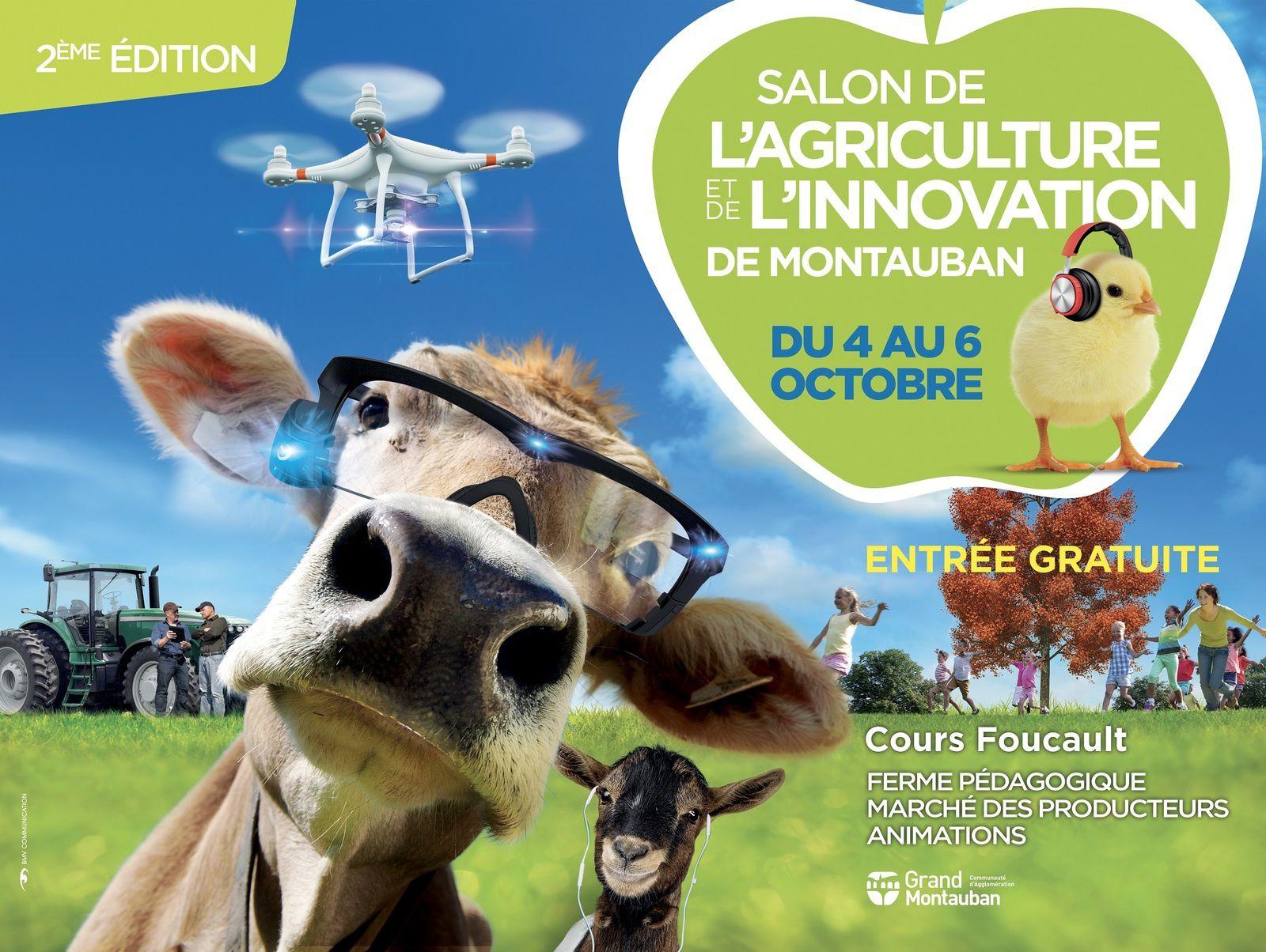 Salon agricole de Montauban 82000