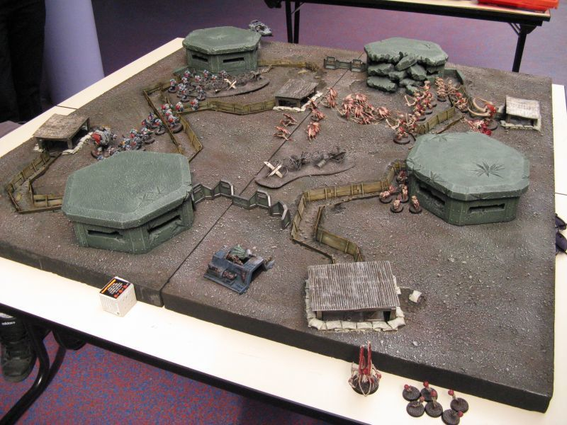 Constituer sa table de jeu pour warhammer warmachine ou battlefleet g - Jeu de creation de maison ...
