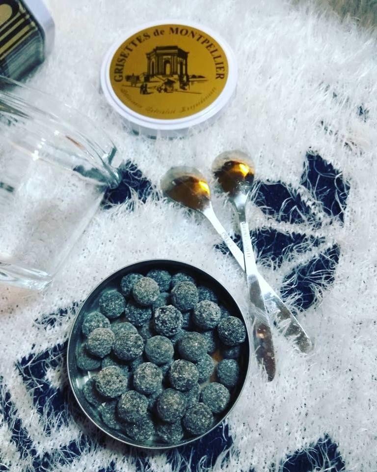 Mes yaourts natures aux Grisettes de Montpellier ( gourmandise sans gluten )
