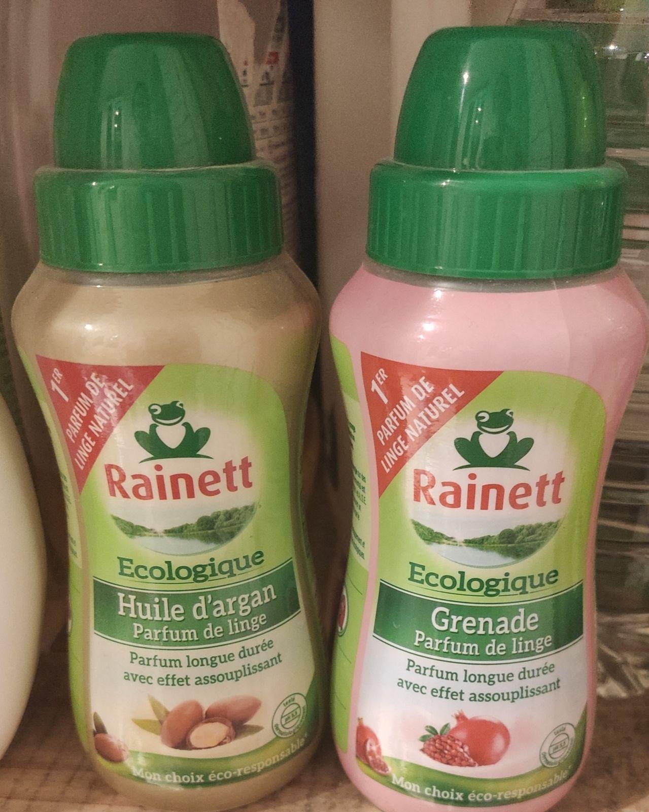 Rainett les produits écolos riment  avec confinement.