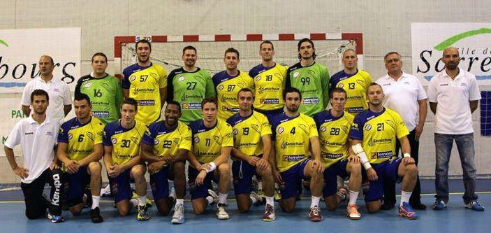 Equipe de Sarrebourg