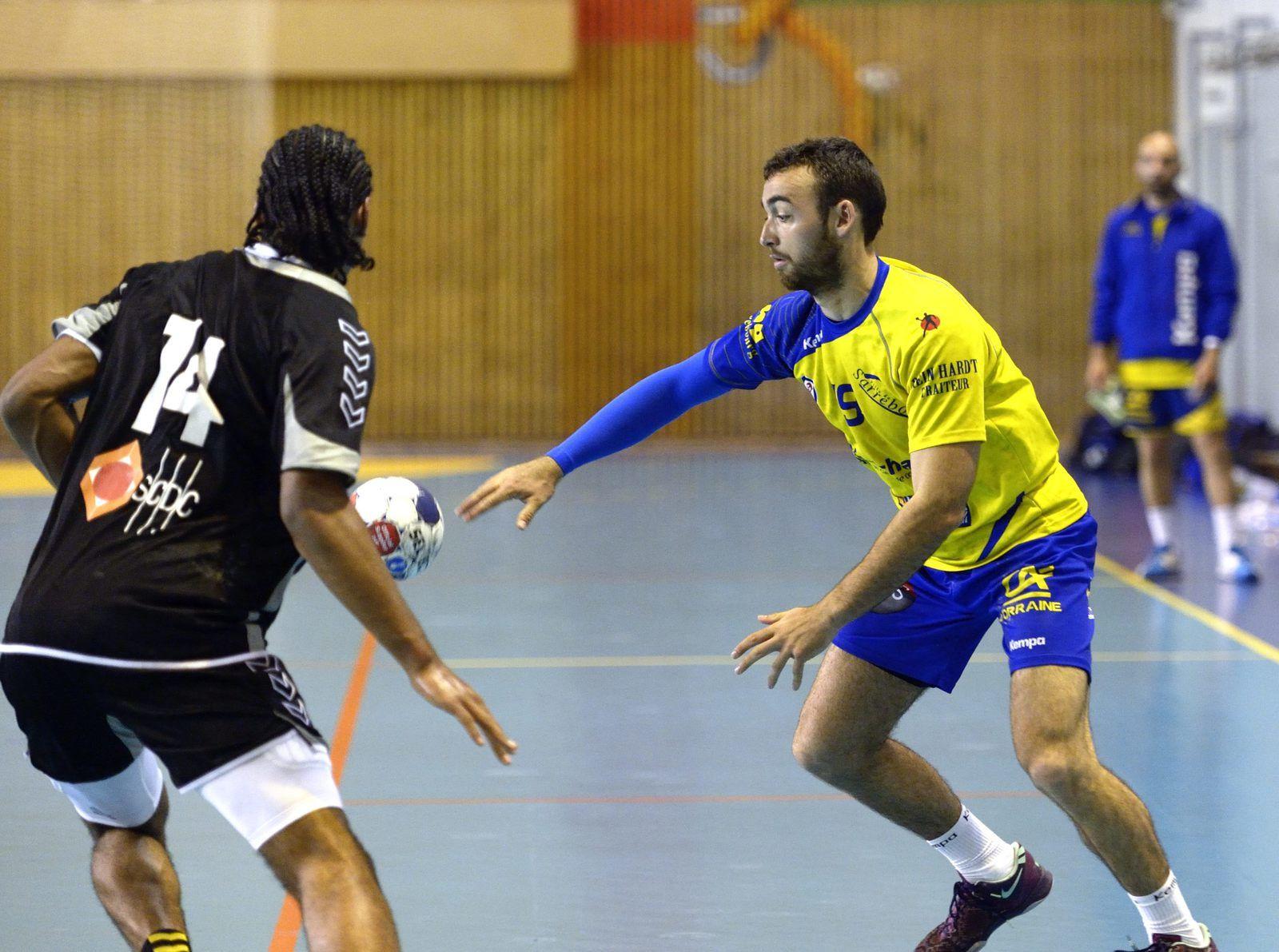 N1 contre Sarrebourg, Chambéry reste maître chez lui. !