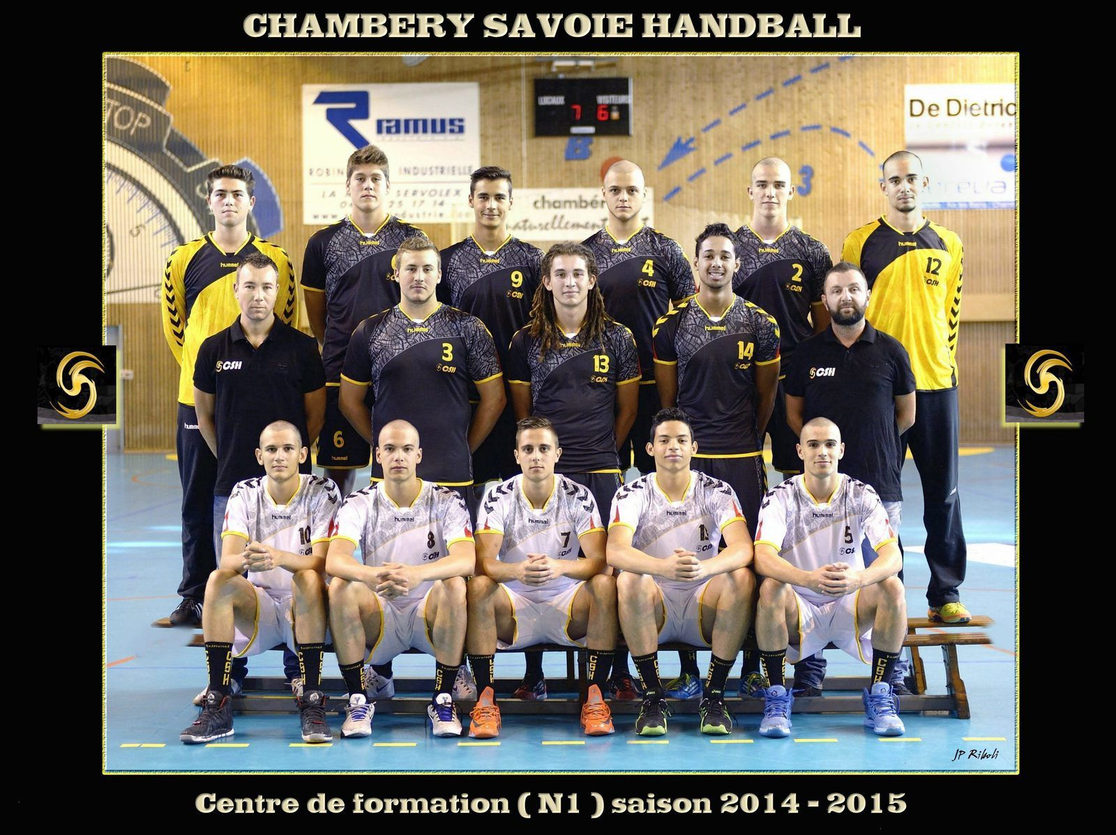 Direction le val d'Oise pour CHAMBERY2 samedi 14