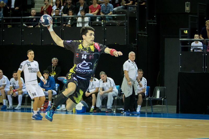 Retours sur le match EHF sur des photos de Laurent Théophile