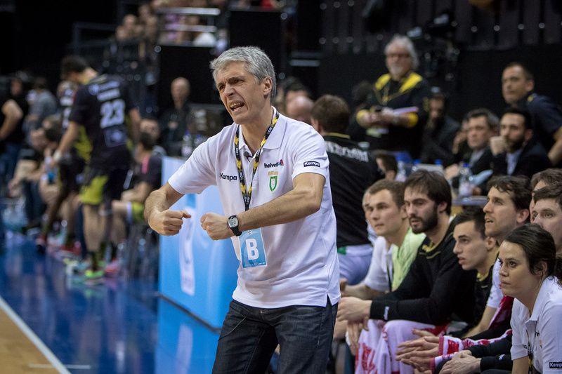 EHF CHAMBERY sort les banderilles et confirme sur des images de Laurent Théophile
