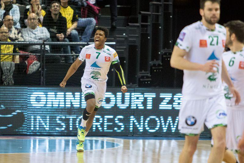 D1 en battant Nîmes Chambéry se repositionne en haut du classement
