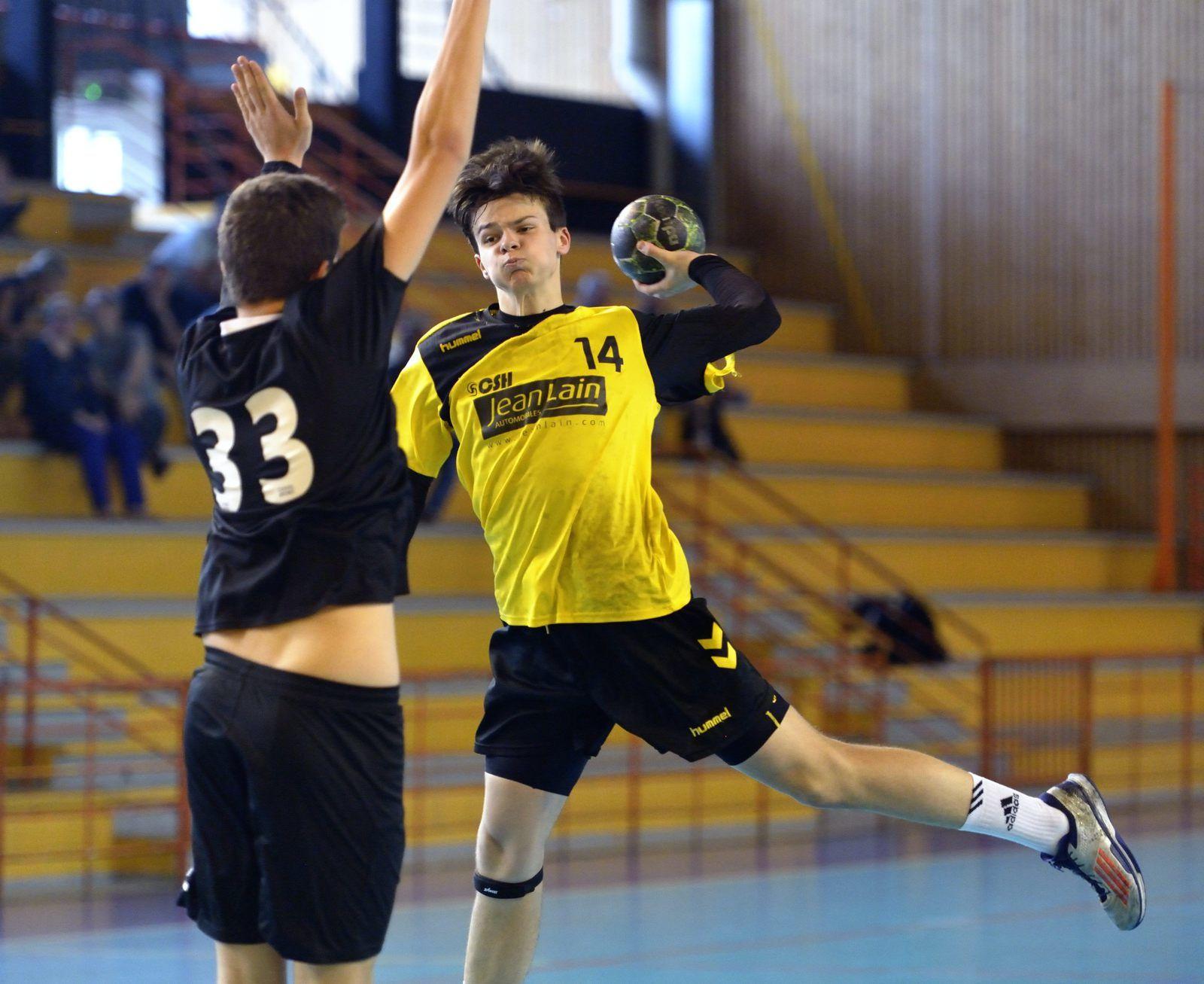 Les - 16 RA du CSH sont champions Rhône-Alpes 2015 - 2016