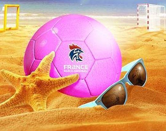 La France se lance dans le Beach Handball ! sur Handzone
