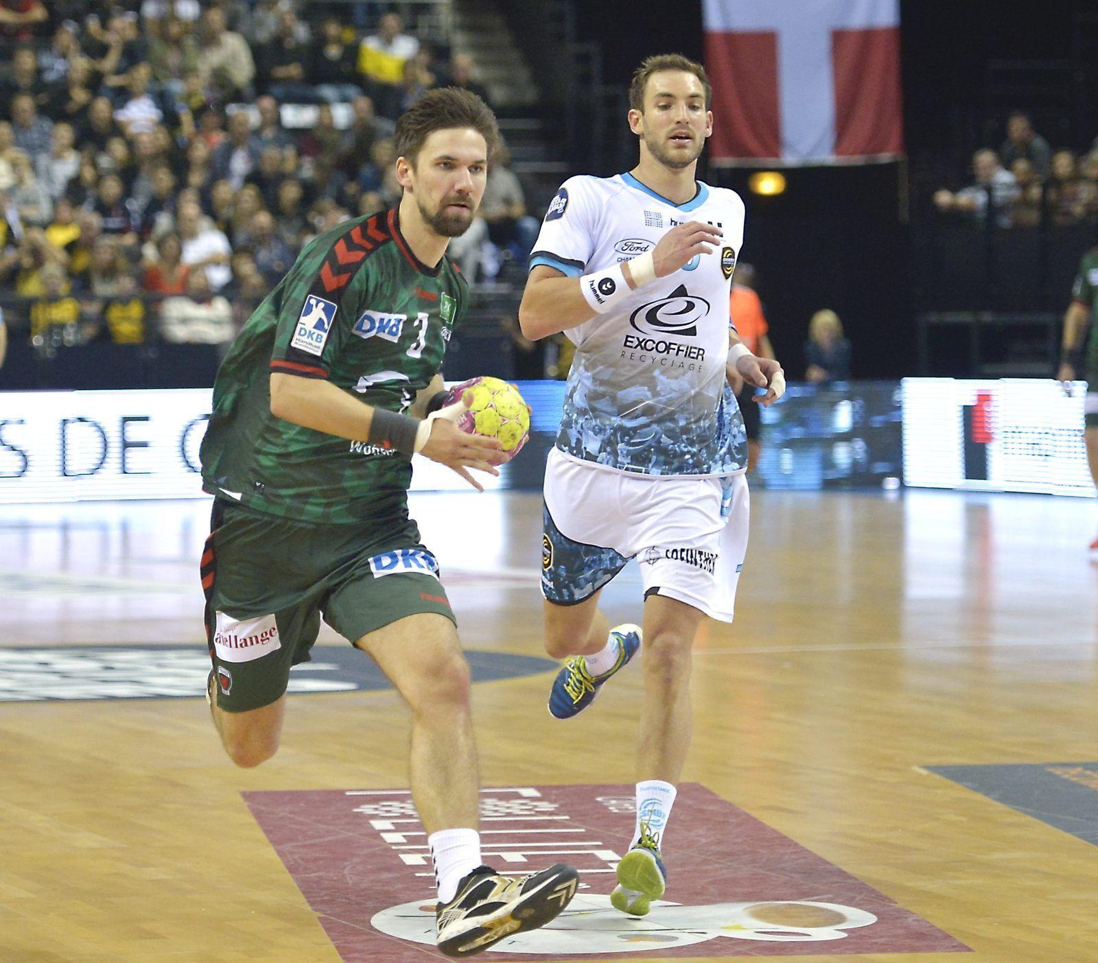 EHF CHAMBERY - BERLIN le match retour sera décisif