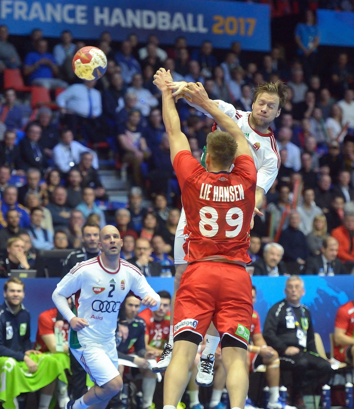 Mondial 2017, le quart pour la Norvège face à une Hongrie aux abonnés absents.