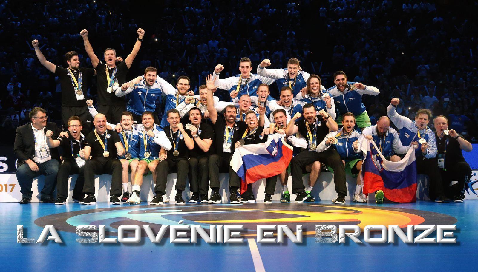 MONDIAL 2017  La Slovénie dans l'histoire au courage ! 28 janvier 2017