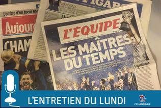 ENTRETIEN DU LUNDI : « les médias commentent »