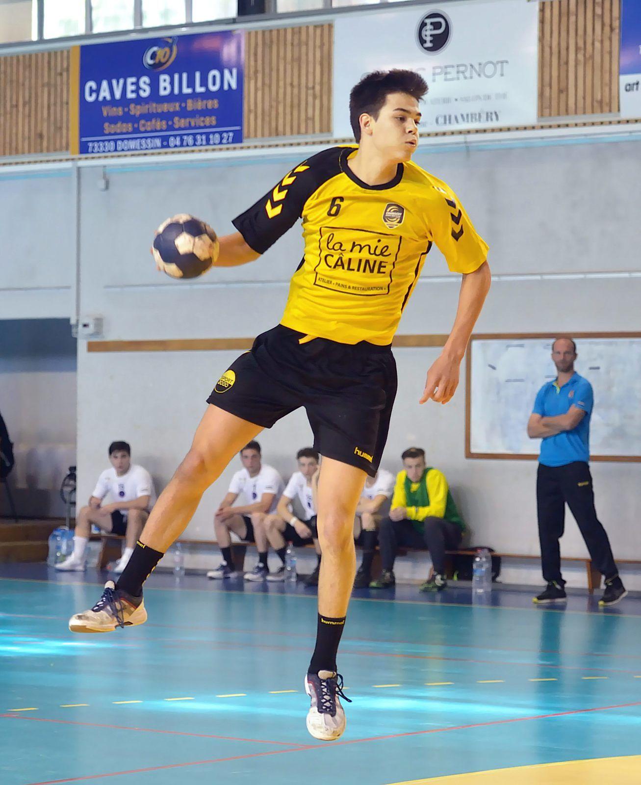 - 18 en battant Istres, Chambéry se qualifie pour les 8e de finale samedi 22 avril