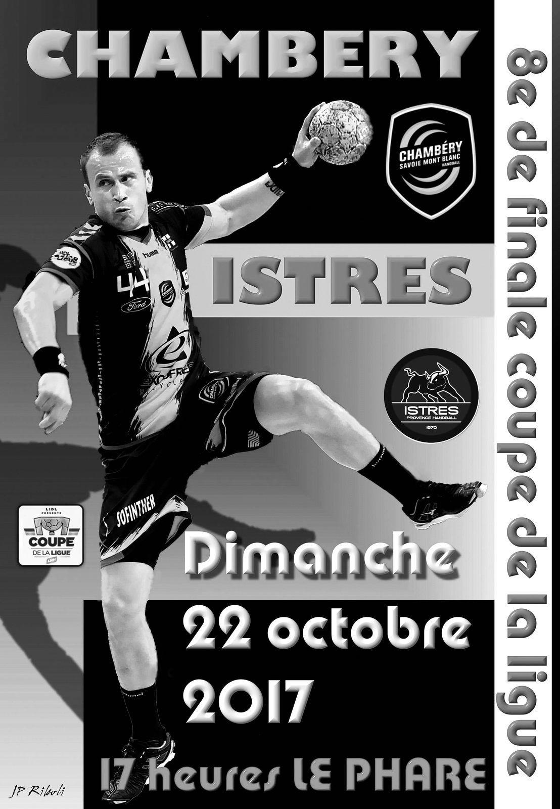 Le diaporama des photos noir et blanc du match CDLL CHAMBERY ISTRES 22102017