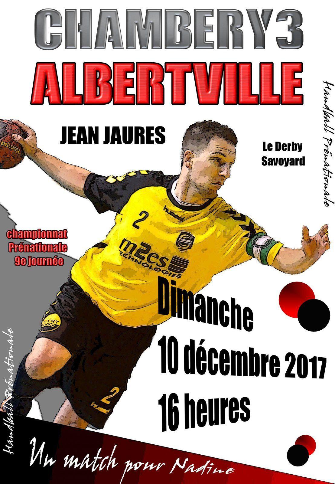 Prénationale, pour Thierry COINTY les matchs entre Chambéry et Albertville/Ugine sont toujours particuliers