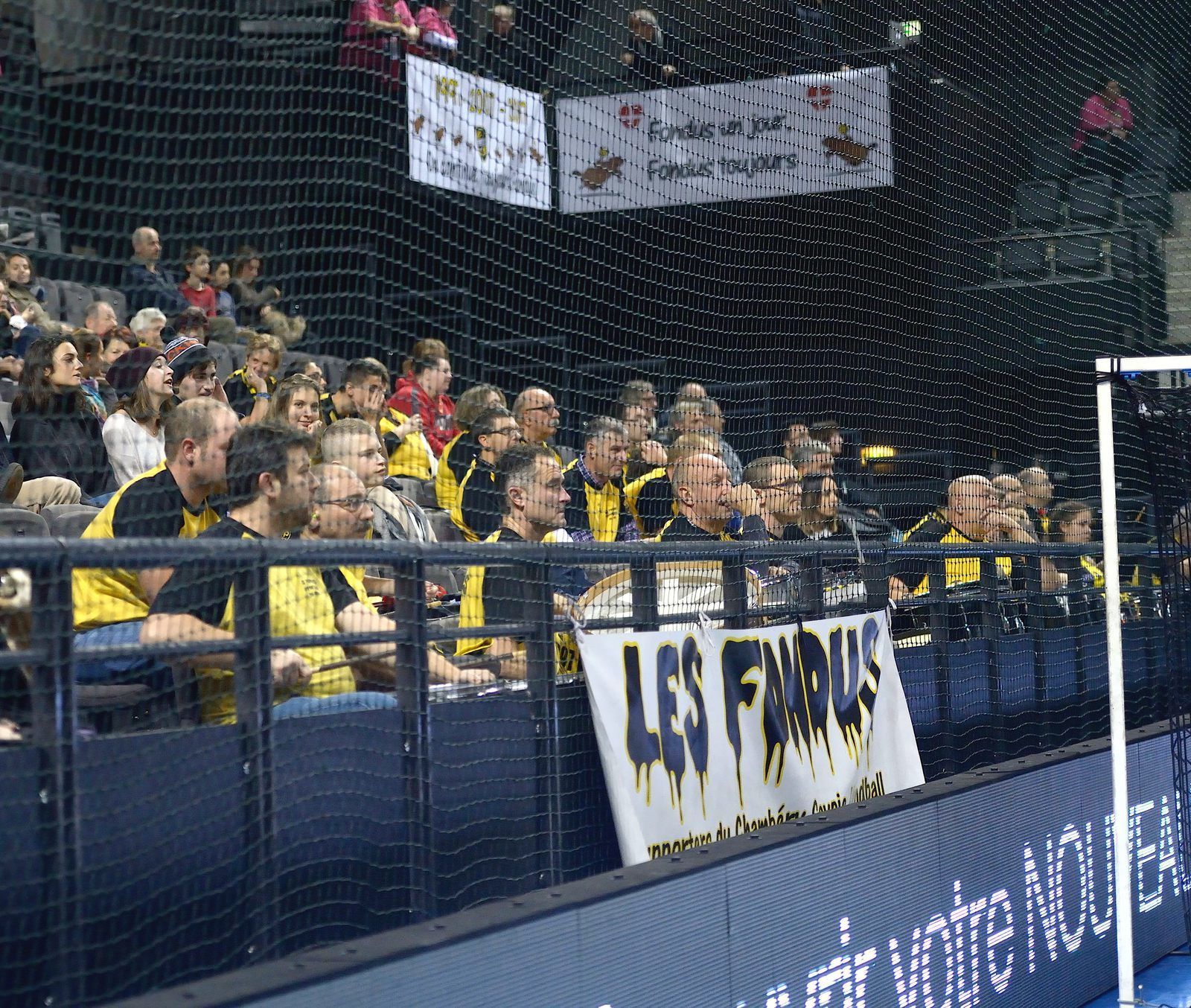 LSL CHAMBERY - IVRY : Chambéry passe la 5ème ! les photos du match