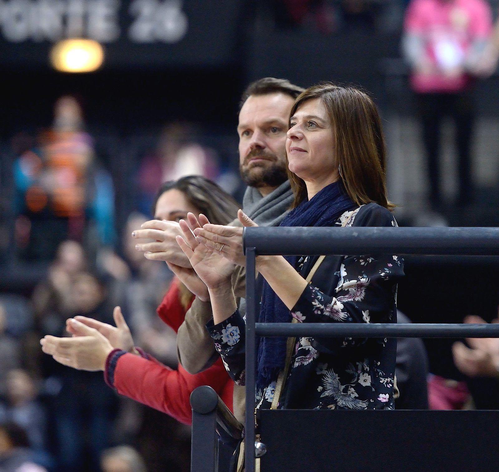 CHAMBERY / NÎMES 28 A 28 les photos du match 7 décembre 2017