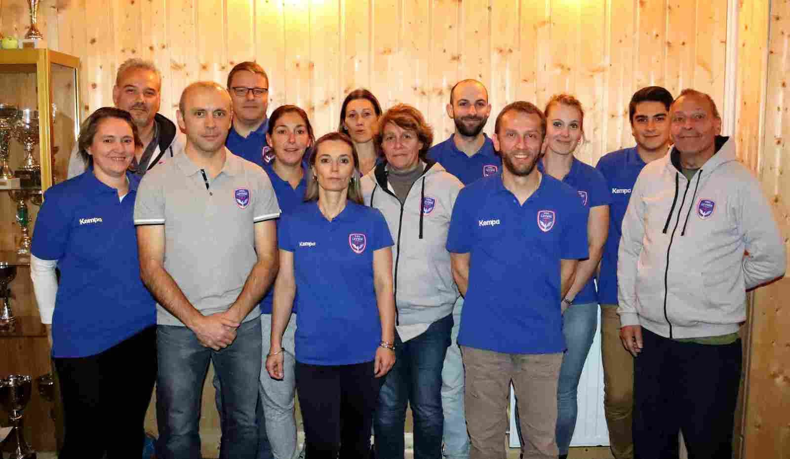 L'histoire du Val de Leysse Handball…