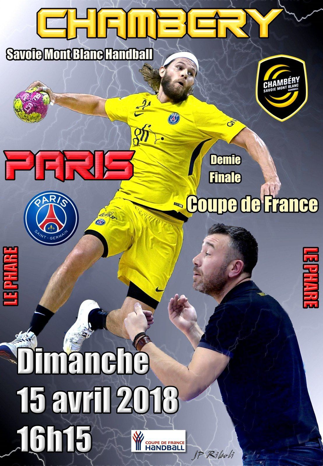 Article DL N1 CHAMBERY2 - MARTIGUES du 01 avril 2018