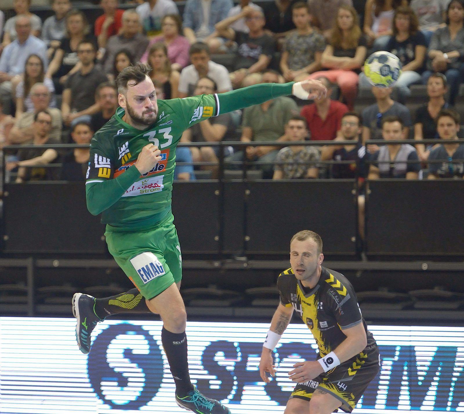 EHF AVANTAGE GÖPPINGEN CHAMBÉRY / GÖPPINGEN : 27-30 Les photos du match