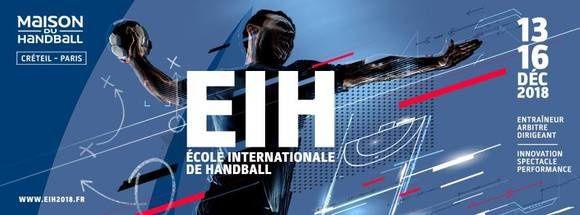 EIE - Désormais, c'est l'École Internationale de Handball